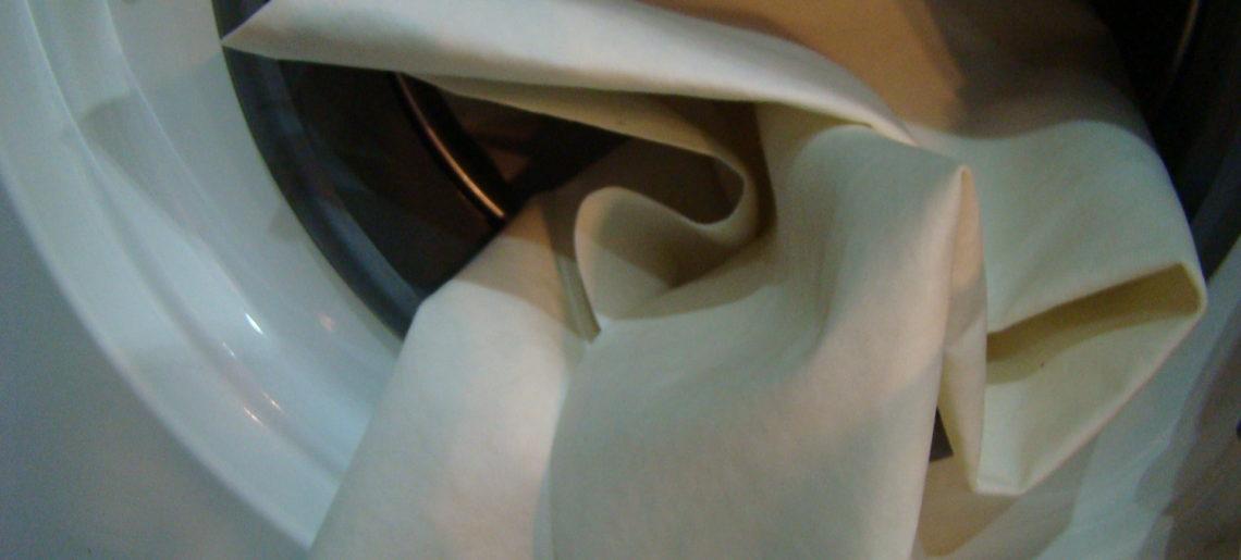 TEST prania WASHPAPY/washable paper w automacie – coś dla niedowiarków