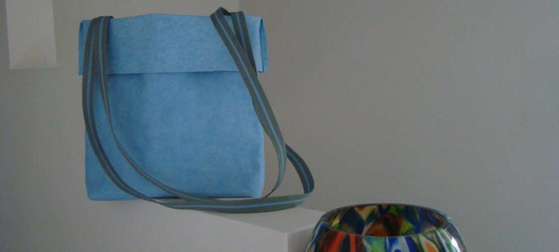 Krok po kroku jak uszyć torebkę z WASHPAPY AGED COLOR model AGATKA MAXI
